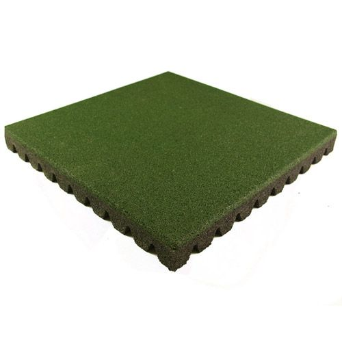 Rubber Playground Mats - Outdoor Playground Mats, Bounce Back Tiles