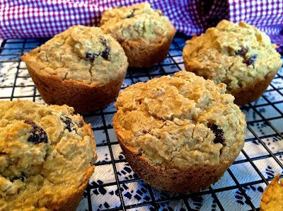 Mary's Busy Kitchen: Applesauce Gluten Free Muffins with Coconut Oil - no sugar added