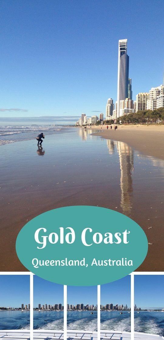 Visiting the Gold Coast, Queensland, Australia