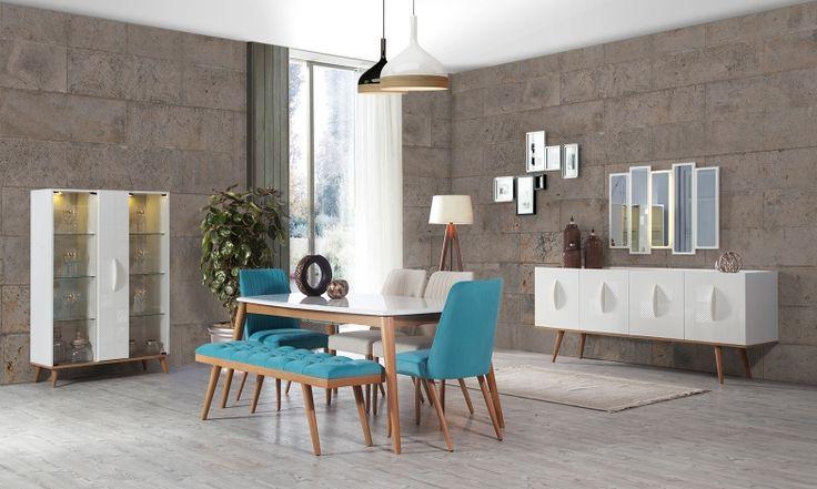 Beatris Yemek Odası Takımı Tarz Mobilya | Evinizin Yeni Tarzı '' O '' www.tarzmobilya.com ☎ 0216 443 0 445 📱Whatsapp:+90 532 722 47 57 #yemekodası #yemekodasi #tarz #tarzmobilya #mobilya #mobilyatarz #furniture #interior #home #ev #dekorasyon #şık #işlevsel #sağlam #tasarım #konforlu #livingroom #salon #dizayn #modern #rahat #konsol #follow #interior #armchair #klasik #modern
