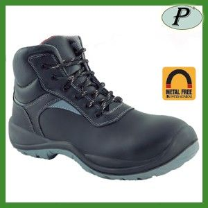 Zapato de seguridad Safety Dry impermeable, sin metal, Soft 02 fo SRC U-power Size: 40 EU