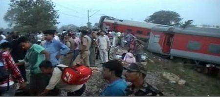 New Delhi-Dibrugarh Rajdhani Express derails in Bihar , 5 killed …