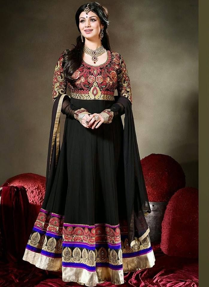 Get a stunning #anarkali absolutely free on orders above INR 5,000 or $77 + Extra 10% off sitewide.  Use Coupon: NAVARATRI