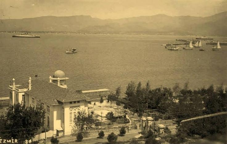 old Theatre in Izmir-Konak