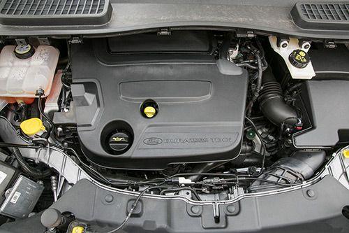 El propulsor turbodiésel destaca por potencia y elasticidad.