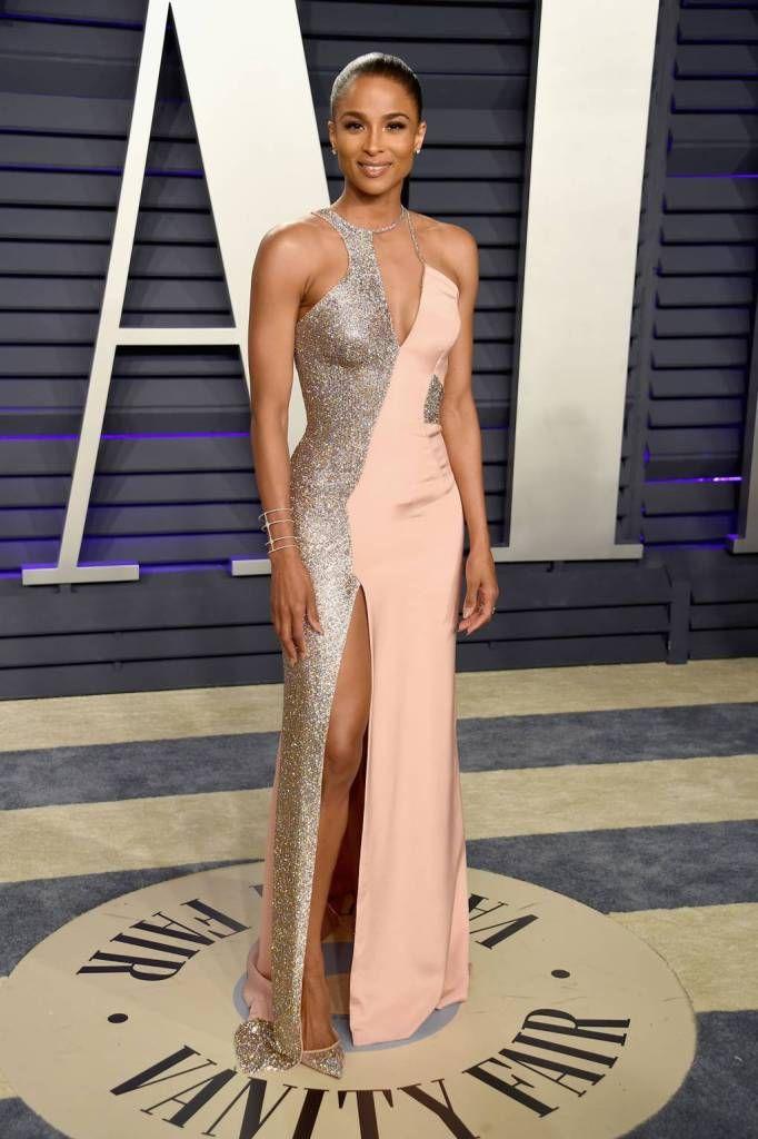 Os looks da After Party do Oscar 2019! | Fashion, Versace dress, Glamorous dresses
