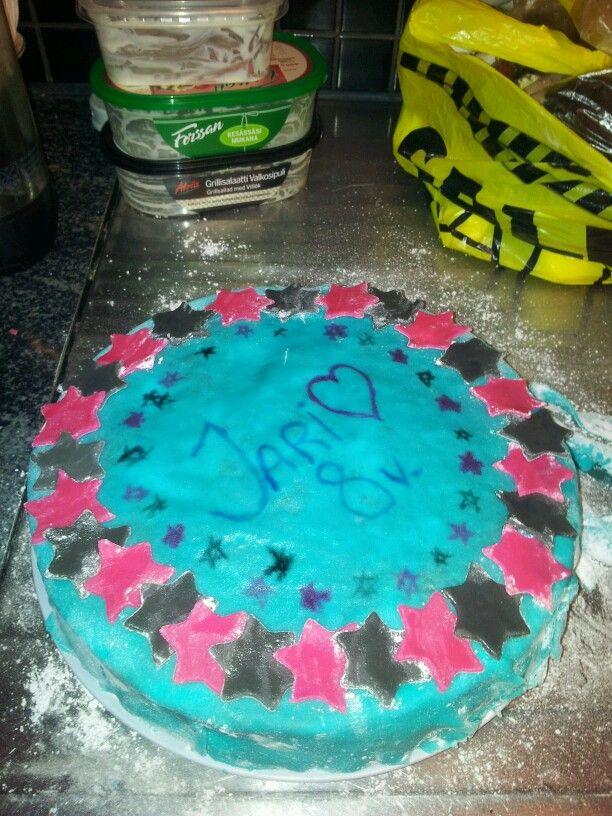 8v kakku osa 1