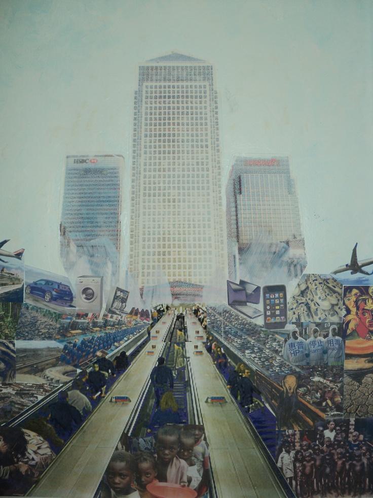 art work by Martin Bould