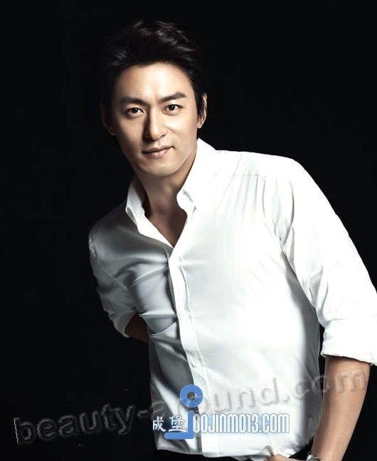 Джу Джин Мо / Joo Jin-mo красивые корейские актеры фото
