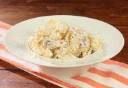 Ricetta Bocconcini di patate formaggio e pancetta - Le Ricette di GialloZafferano.it