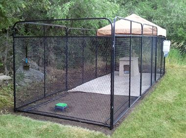 K9 Kennel Ultimate Dog Kennel System Flooring Swivel