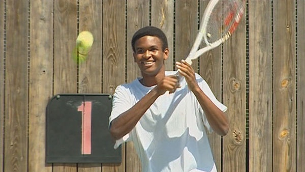 WFAA story on Charles Boyce, CHHS 17 year old ranked among top tennis players in the country