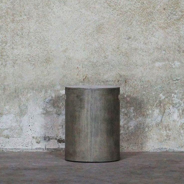 STOOLS Concrete Stool - Pipe