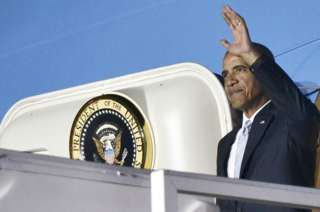 Barack Obama approval rating is up around the world