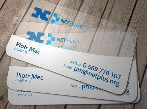 Best 25 plastic business cards ideas on pinterest transparent clear plastic business cards design the design work creativeplasticcards reheart Gallery