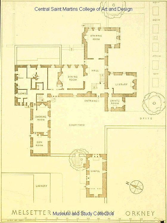 Melsetter House (1900) - William Lethaby