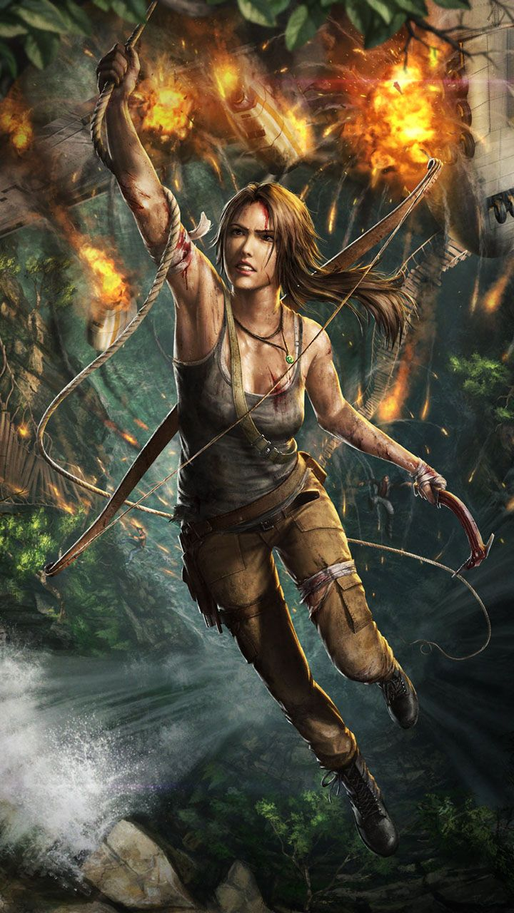 Lara Croft In 2020 Tomb Raider Lara Croft Lara Croft Tomb Raider