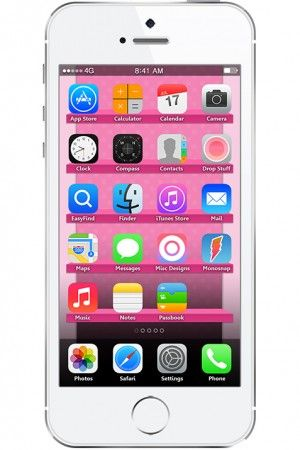 Pink Shelf Wallpaper iPhone 6