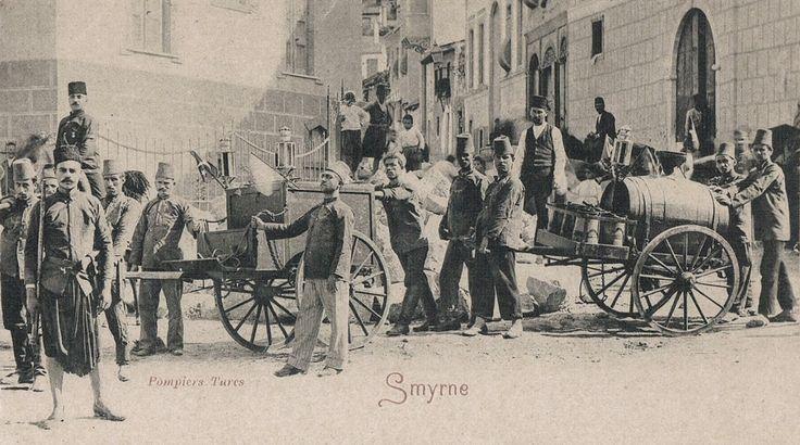 Smyrna - Smyrne_Pompiers turks