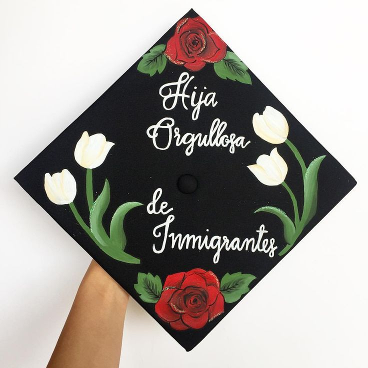 "4 Likes, 1 Comments - Kim's Custom Caps (@kimscustomcaps) on Instagram: "" #grad #graduation #gradcap #gradcaps #graducationcap #graduationcaps #latinxgradcaps…"""