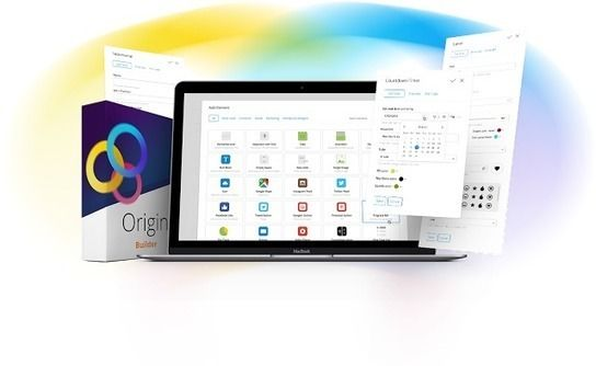 Origin Builder [REGISTER PERSONAL ACCOUNT] [+GRAB IT]    Origin Builder is a high performance drag n' drop page builder that will allow you my fellow marketers and other businesses to create millions of unique pages with unlimited creativity & design all from a simple live editing interface and 100% compatible with any theme you already have installed on your site.     Here's some of the things you get with Origin Builder:     ☑ UNLIMITED layouts and design possibilities   ☑ Works with ANY…