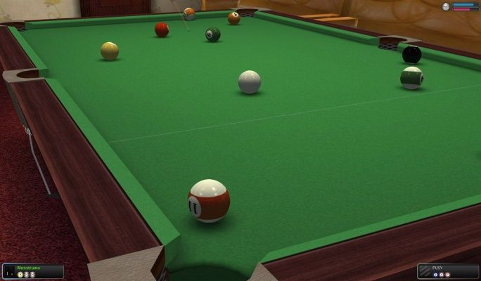 Real Pool 3D Poolians is a Free to play Multiplayer Pool Game featuring realistic controls graphics and sound effects