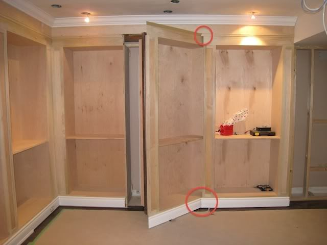 Bookcase door hinge secret bookcase door pinterest - Hidden hinges for exterior doors ...
