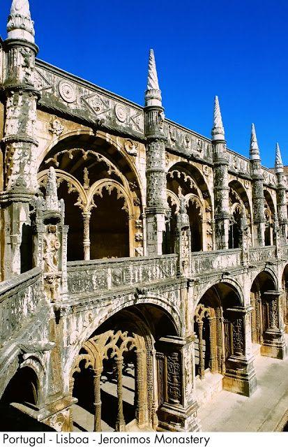 Mosteiro Dos Jerónimos-Portugal