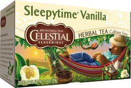 #sleepytime Vanilla Herbal #tea | Our most beloved herbal tea, now with the subtly sweet flavor of vanilla.