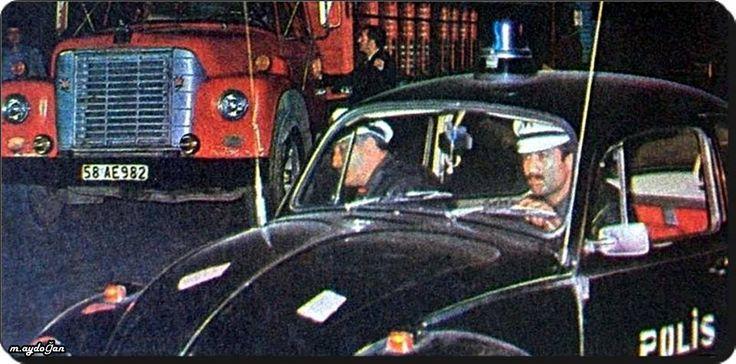 Trafik polisi - 1970'ler