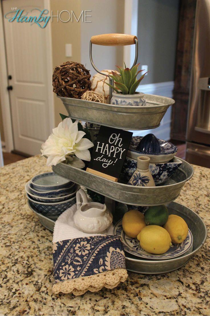 84 Best Kitchen Images On Pinterest Baking Center Trays