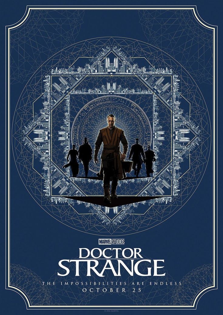 Return to the main poster page for Doctor Strange (#24 of 26)