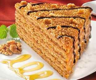 Marlenka® Honey Cake Classic made from an old Armenian family recipe
