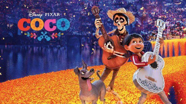 Disney Pixar's Coco | Film Review - Tea Time With Ciara