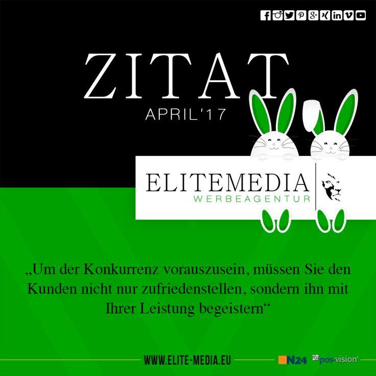Zitat April 2017 www.elite-media.eu  #elitemediawerbeagentur #elitemedia #werbeagentur #werbung #mannheim #heidelberg #ludwigshafen #zitate #stark #mutig #visionär #design #business #life #follow #art #graphic #creative