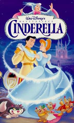 Cinderella (1950) Never get tired of watching this. It has been in