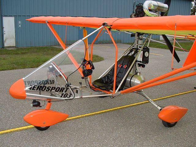 Light Sport Aircraft Kits | challenger quicksilver ultralight sport plane light sport aircraft ...