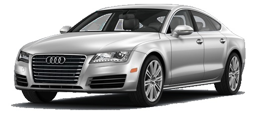 Audi A7 - Probably the best looking sedan you can buy right now, and the goodnes doesn't stop with what you can see....