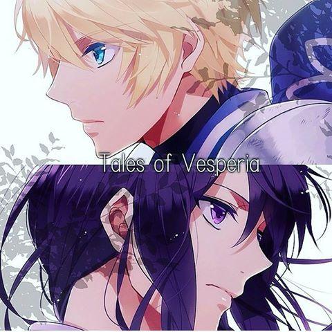 💥💥  [#anime #rpg #animeboy #animeboys #animeguy #animeguys #talesof #talesofvesperia #yurilowell #flynnscifo #animelove]