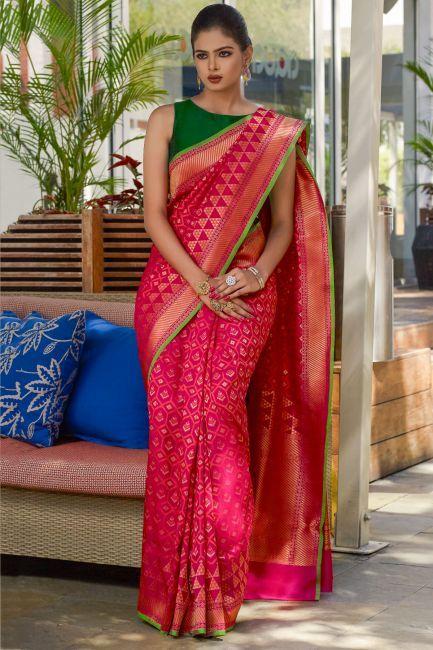 08592af991788a Beautiful Banarasi Silk Sarees From Samayakk