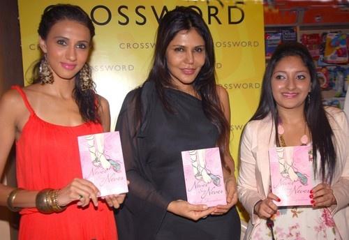 Anjali Kirpalani's Book 'Never Say Never' Launch - Alesia Raut, Nisha JamVwal, Priya Kumar
