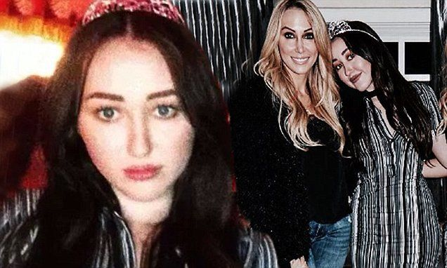 Noah Cyrus throws American Horror Story themed 16th birthday bash