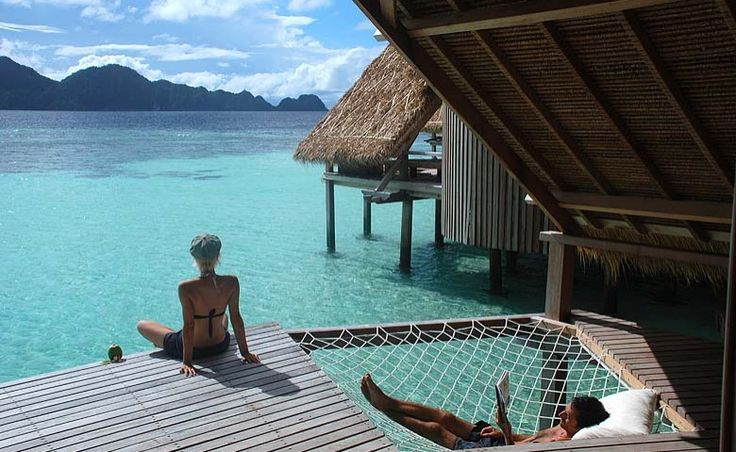 Misool Eco Resort in Raja Ampat, Indonesia