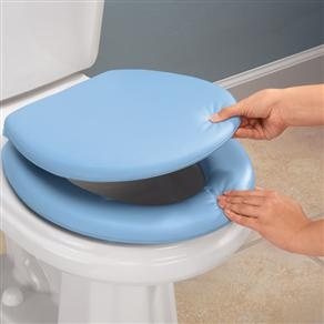 The Padded Toilet Seat The Ultimate Luxury Toilet Seat Cover