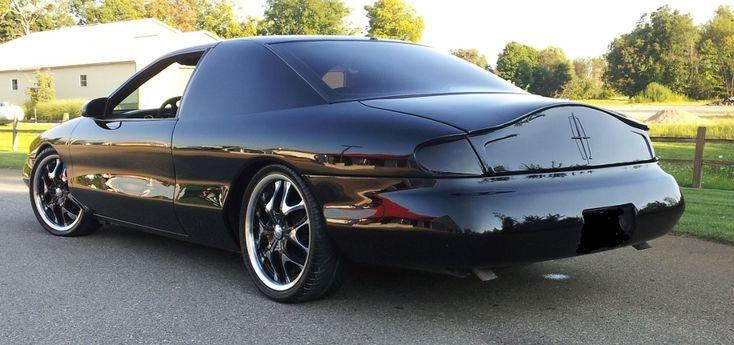 Lincoln MKVIII Custom