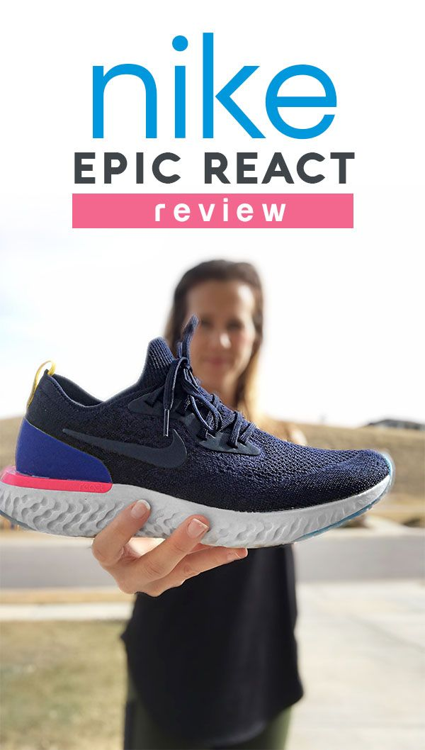 646566a439f9a Nike Epic React Review - how does it feel running and what makes the  technology different