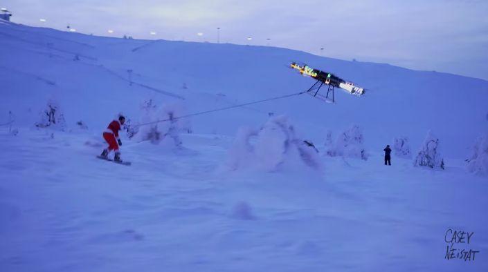 ドローンで人が空を飛ぶ!? サムスンと人気ユーチューバーの世界初のコラボ企画 | AdGang