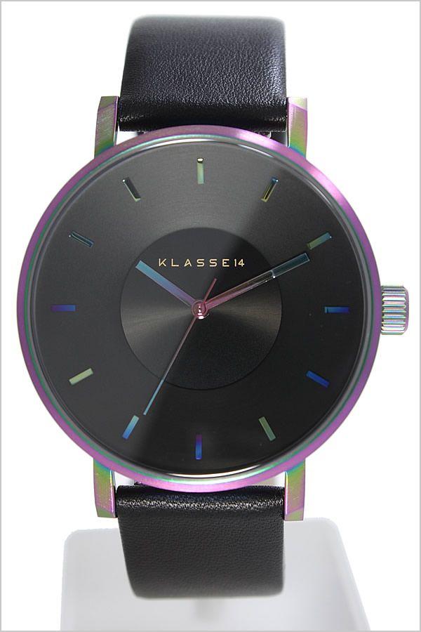 【楽天市場】クラス14 腕時計[KLASSE14 時計]クラス 14 時計[KLASSE 14 腕時計]クラス14時計[klasse14腕時計]ヴォラーレ レインボー VOLARE RAINBOW MARIO NOBILE メンズ/レディース/ブラック VO15TI001M [革 ベルト/レザー/クラッセ/ボラーレ/マリオ/北欧/シンプル][新生活 社会人]:腕時計のセレクトショップカプセル