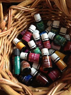 Tips for Using Your Empty Young Living Essential Oil Bottles