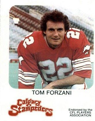 Tom Forzani - Calgary